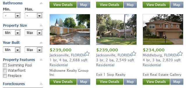 Rent to Own Homes in Jacksonville, FL